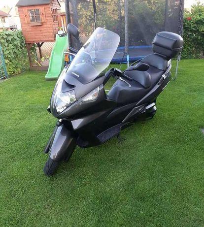 Honda Silver Wings  Skuter, Maxiskuter, motocykl