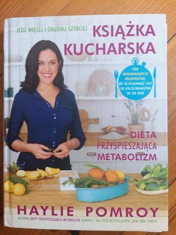 Książka kucharska - przyspieszony metabolizm
