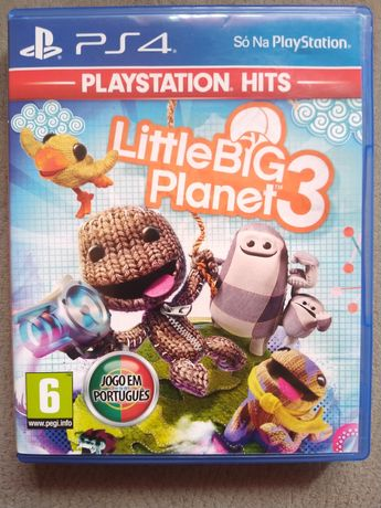 Little Big Planet 3-5€