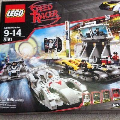 Lego Racer Grand Prix 8161