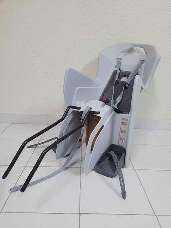 Cadeira para bicicleta traseira Polisport