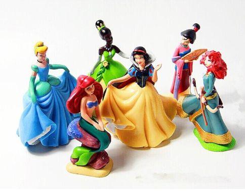 Disney - Princesas (Novas)
