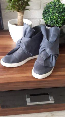 Buty, botki, sneakersy r38. Jak nowe