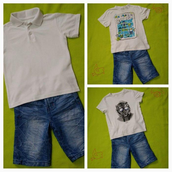 Zestaw ubrań dla chłopca 116/122 cm. Szprotawa - image 1
