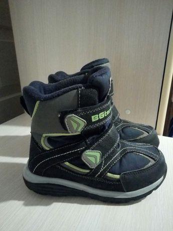 Ботинки сапоги термо зима BG 30