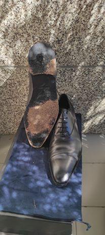 Sapatos zegna originais