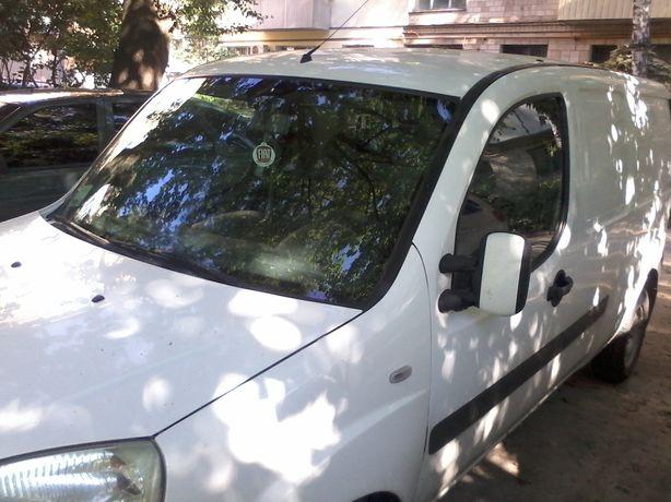 Мелкогабаритные грузоперевозки Fiat Doblo maxi
