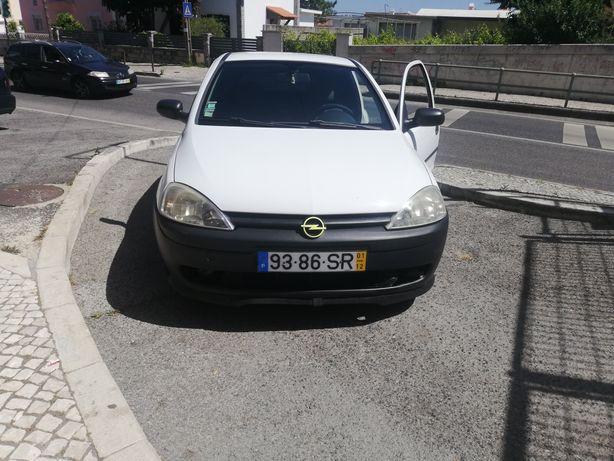 Opel corsa c 1.7
