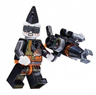 LEGO NINJAGO 891840 Jet Jack + Broń Limited Edition NOWE Lublin