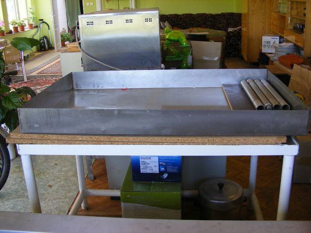 stół ze stali nierdzewnej