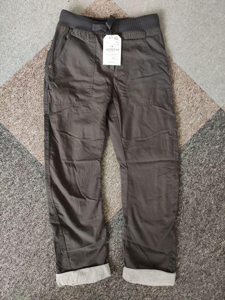 Spodnie ZARA - nowe! 128