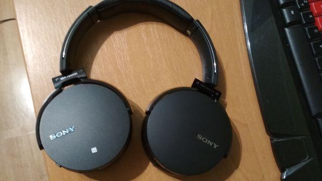 Słuchawki Sony MDR-XB950B1 Czarne