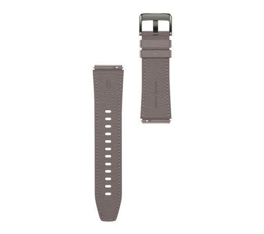 Huawei pasek skórzany do Watch GT 2 Pro (szary)