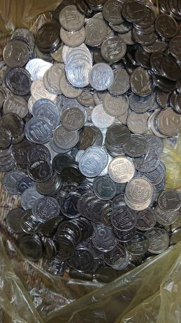 Монеты по 1 и 2 копейки