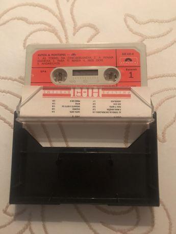 Cassete xutos e pontapes 88