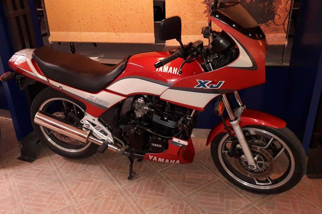 Yamaha XJ600 51j Classica