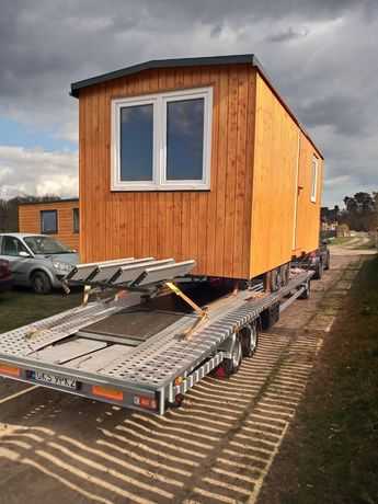 Domek mobilny Tiny House, domek do ogrodu lub na działkę