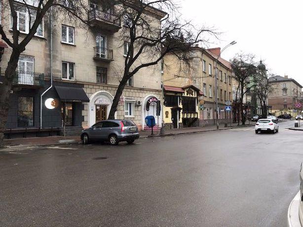 """""""ядро"""" центру міста Тернополя"""