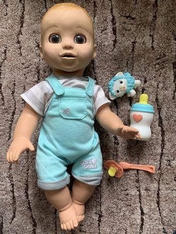 Лувабелла Luvabella Интерактивная реалистичная кукла