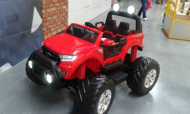 Ford Ranger TRUCK 4x4 auto autko autka samochód na akumulator zabawki
