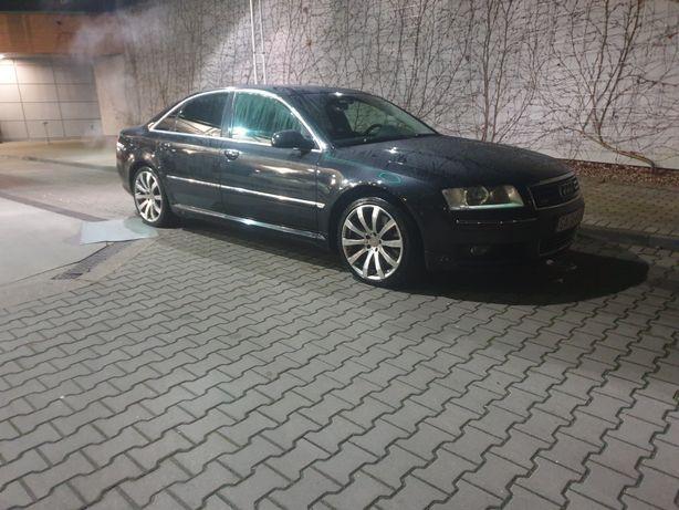 Audi A8 D3 4,2 B+G  Zamienię