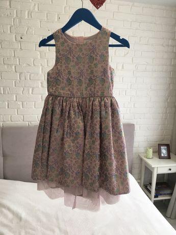 Нарядное платье для девочки hm