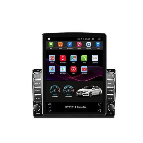 RADIO 2 DIN GPS Android 10 WIFI BT USB Tesla 9,7''