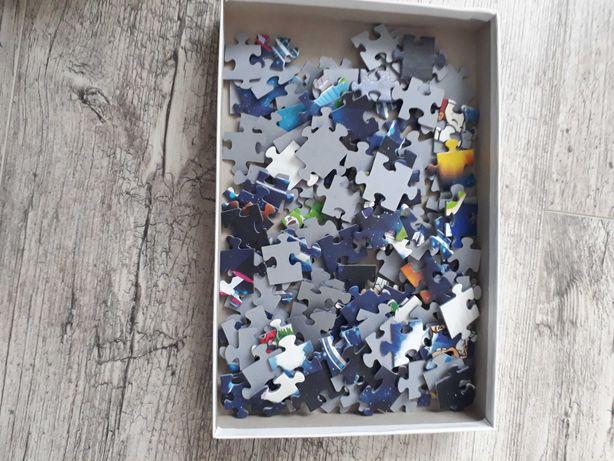Puzzle Kopciuszek 500+