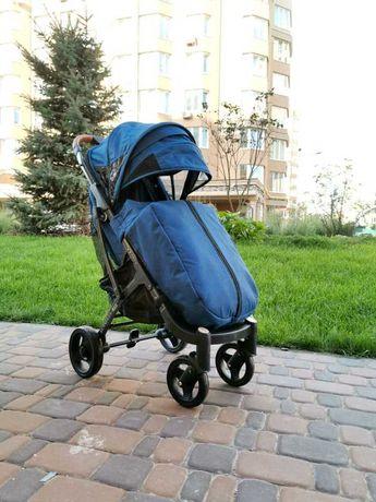 Прогулочная коляска YOYA PLUS Max суперлегкая и компактная. 2021 года