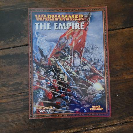 Warhammer Empire ArmyBook 7 ed.