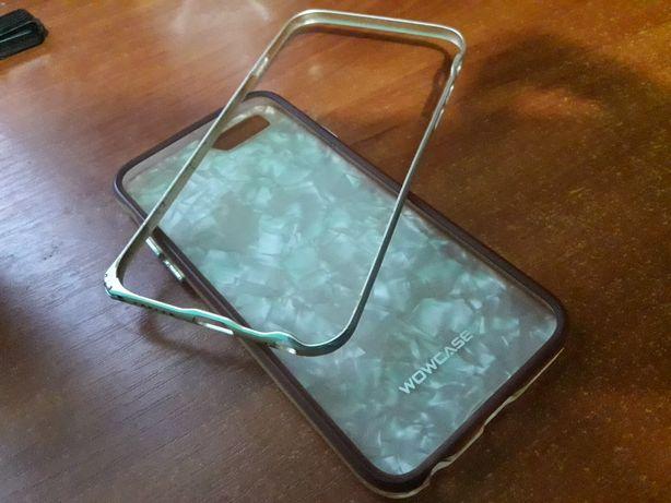 Чехол Wowcase Marble iPhone 6