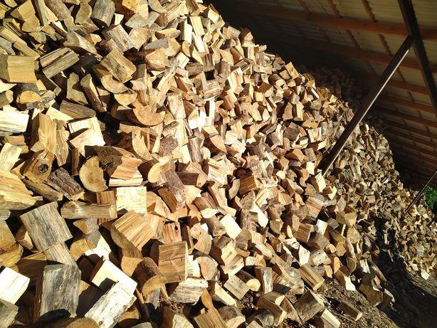 Drewno opałowe Dowóz gratis