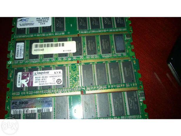 Memorias para computador