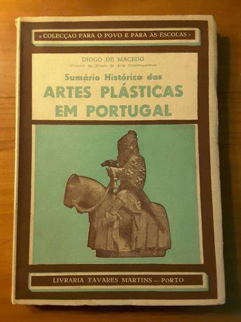 Sumário Histórico das Artes Plásticas / Estudos sobre o Maneirismo