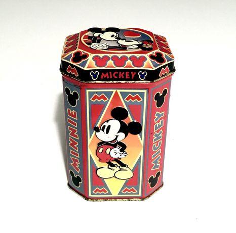 Puszka kolekcjonerska Mickey Mouse 1999