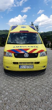 ambulans vw t5 ANS