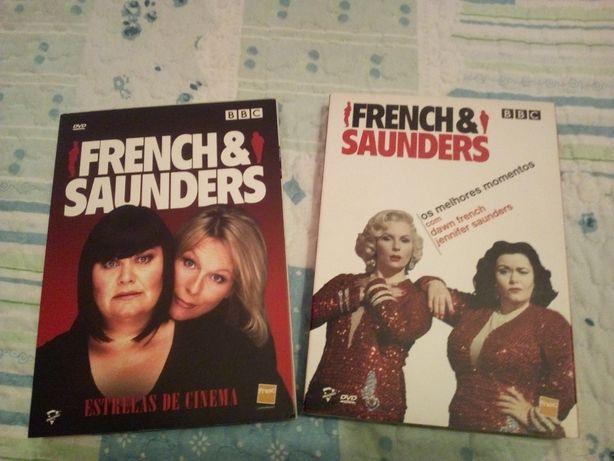 DVD «French & Saunders», Os melhores momentos