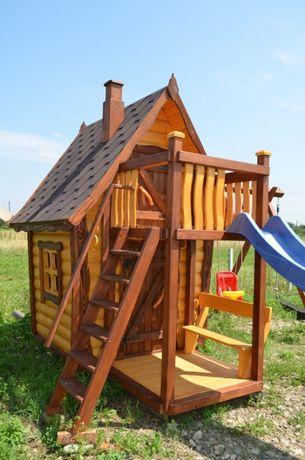 """Дитячий Майданчик """"ТЕРЕМОК"""". Дитячі ігрові комплекси. Детские площадки"""
