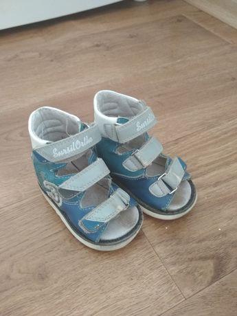 Ортопедичне взуття Sursil Ortho 11 см 18 розмір