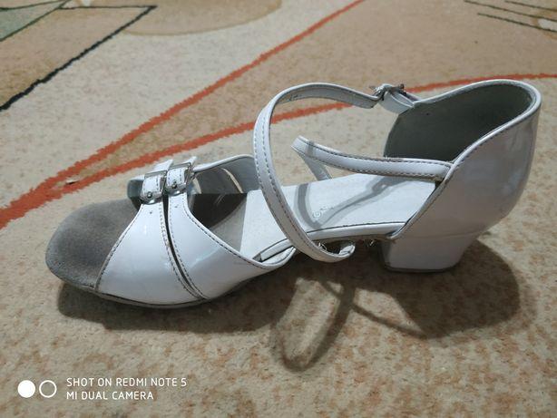Кожаная танцевальная обувь фирмы Dance me