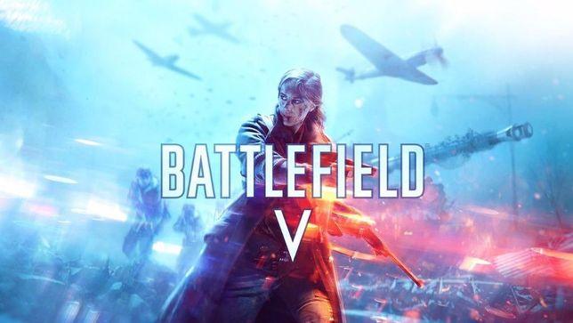 Battlefield V (5) Вечная Гарантия! (для PC/ПК, PS4, Xbox One, One S/X)