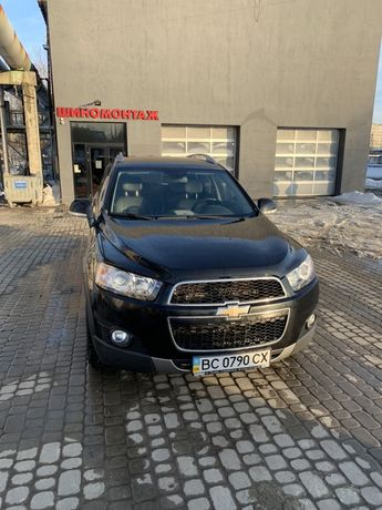 Chevrolet Captiva 2012 Official