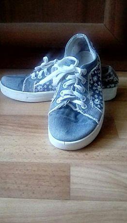 Кеды кроссовки на девочку, подростковые. Туфли