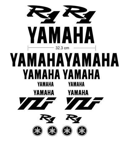 Yamaha r1 2000 autocolantes kit