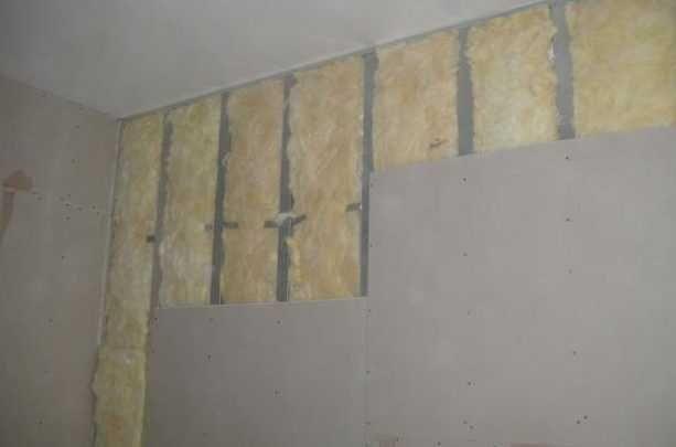 Услуги строителя, утепление помещений, гипсокартон