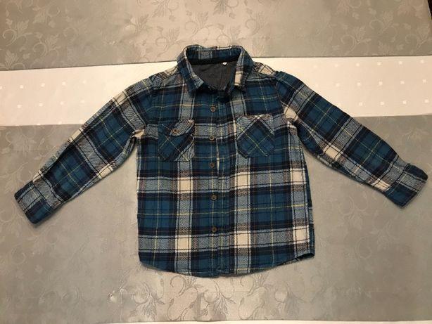 Koszula dla chłopca rozmiar 104-110 Tu