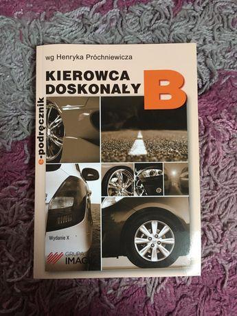 Kierowca doskonały B +płyta!!