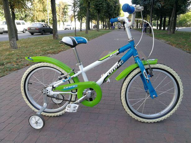 Велосипед Drag Rush 20 для детей