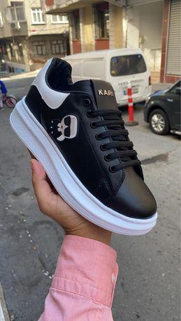 Hit! Damskie sneakersy KARL LAGERFELD 36,37,38,39,40 . POBRANIE