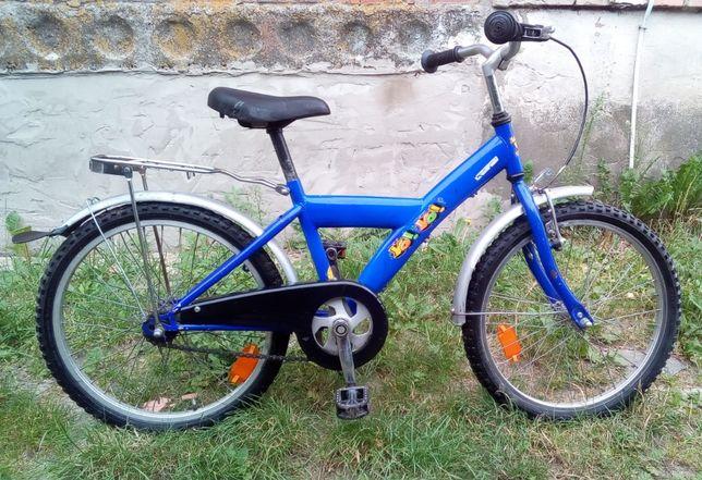 Продам дитячий велосипед 6-8 років.